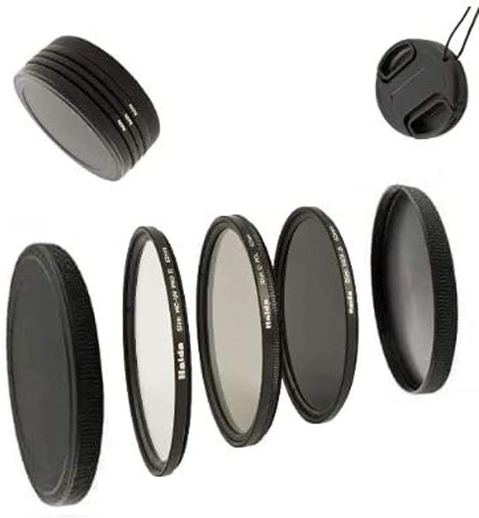 Haida Digital Slim Filter Komplettset Pro Für 77mm Kamera