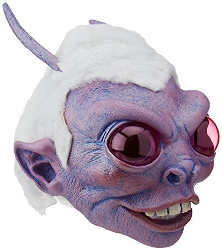 Zagone Gaylien Mask, Male Alien Creature, Bug-Like - Creature Mask