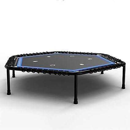 Amazon.com: ZAQ Springless Fitness Trampoline - Adult ...