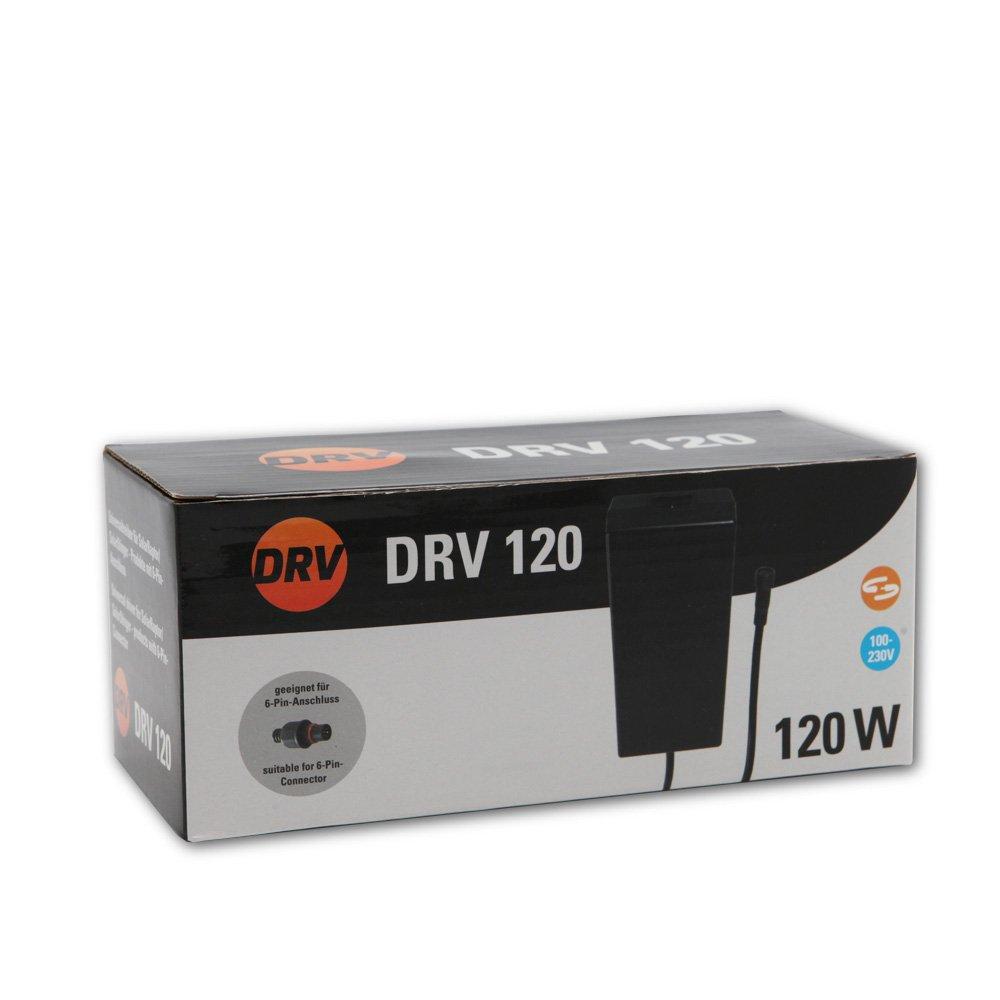 ECON Lux solarstinger e solarraptor DRV driver universale 120 W