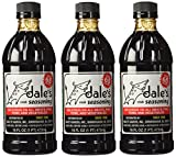 Dales Seasoning Liq Steak, 16oz (Pack of 3)