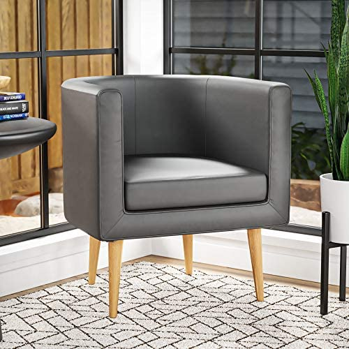 Edenbrook Combe Barrel Chair - the best living room chair for the money