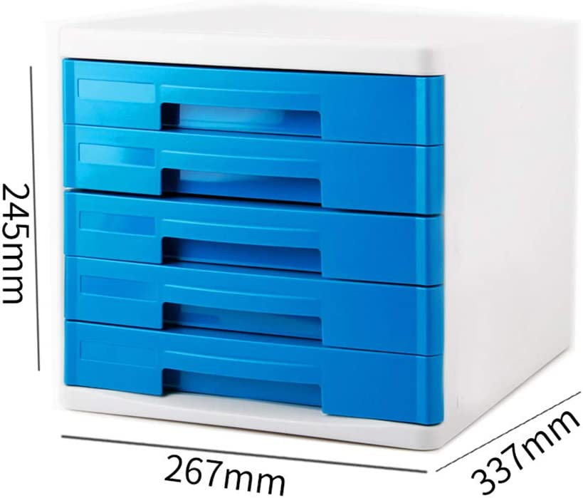 PP Desktop Extended Drawer Office Organizer File Cabinet 26.733.724.5CM