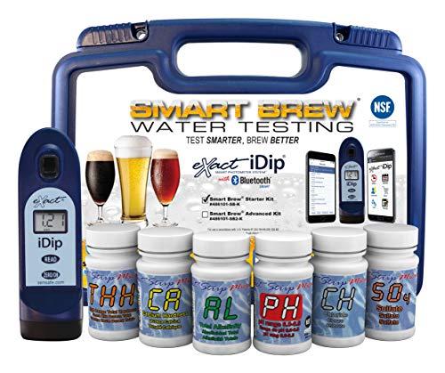 eXact iDip Photometer 486101-SB-K Smart Brew Starter Kit with Meter