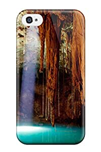 Chad Po. Copeland's Shop Discount Snap On Hard Case Cover Cenote Dzitnup Mexico Protector For Iphone 4/4s 3343663K88573384