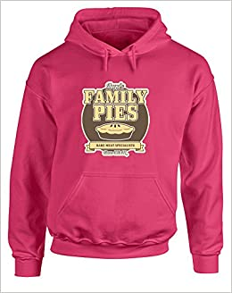 Amazon Com Brand88 Arya S Family Pies Printed Hoodie Heliconia Transfer S 5057277959765 Books According to pinkie pie's recollection in the cutie mark chronicles, she was raised on a rock farm with her parents and sisters. amazon com