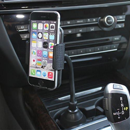 Avant Ultra Droid RAZR Droid Turbo HD Mega 2 MAXX 2 Mini Maxx E Turbo 2 Premium Car Cup Holder Adjustable Phone Mount Dock for Motorola Moto X Galaxy Mega G RAZR M