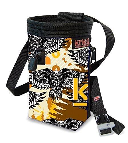 Krieg Climbing Owl Chalk Bag (brown ()