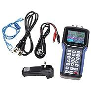 Digital Signal Generator, JDS2062A Handheld 30MHz 2 Channel Digital Signal Generator Frequency Meter S4R2 AC110-220V(US)