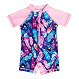 Kids Boy Girl Swimsuit One Piece Surfing Suits