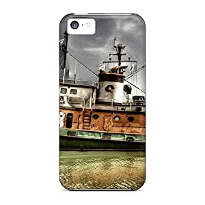 Snap-on Case Designed For Iphone 5c- The Boat