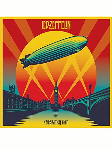 Led Zeppelin - Celebration Day (Blu-Ray Audio) - Zortam Music