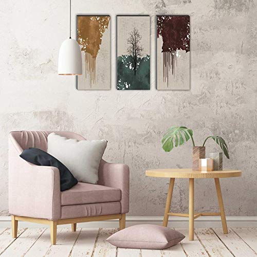 Mysteriously Beautiful Abstract Painting