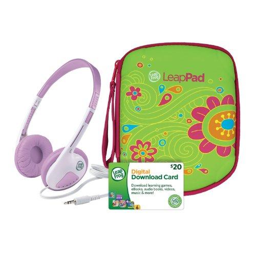 LeapFrog LeapPad2 Accessory Starter Pink