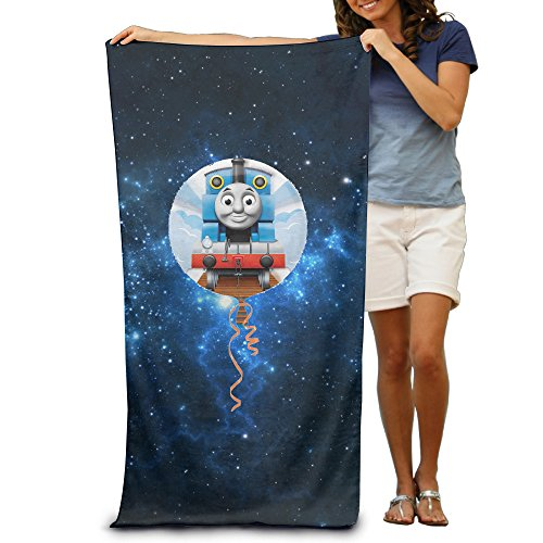 KathyB Thomas And Train Lightweight Beach Towel For Adult