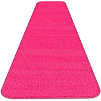 Pink Carpet Aisle Runner - 3 x 10 - Many Other Sizes to Choose From