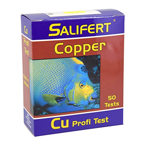 (Salifert COPT Copper Test Kit)