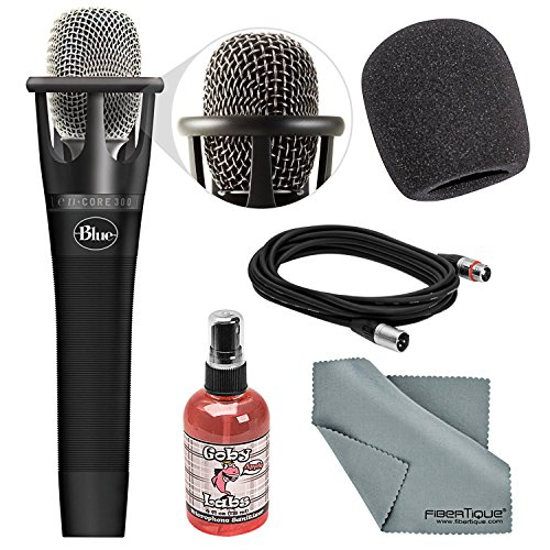 Blue enCORE 300 Condenser Handheld Cardioid Microphone with