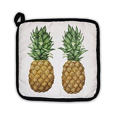 Gear New Pot Holder, Pineapples, GN253548