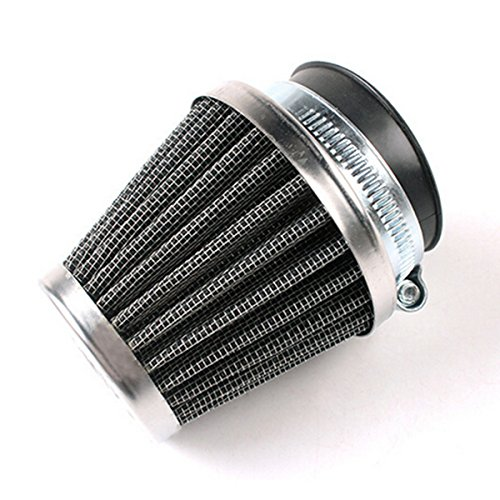 TargetEvo Double Layer Motorcycle Air Filter For Motorbike Dirt Bike Scooter Universal 35mm 39mm 42mm 46mm 48mm 50mm 52mm 54mm 56mm