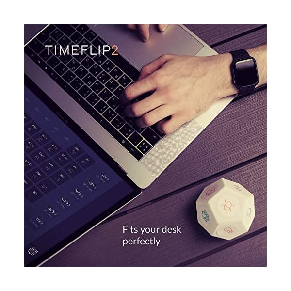 Timeflip2 Time Tracker Interactive Cube with Mobile App and Pomodoro Timer 5