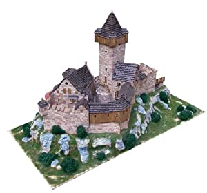 Burg Falkenstein Model Kit