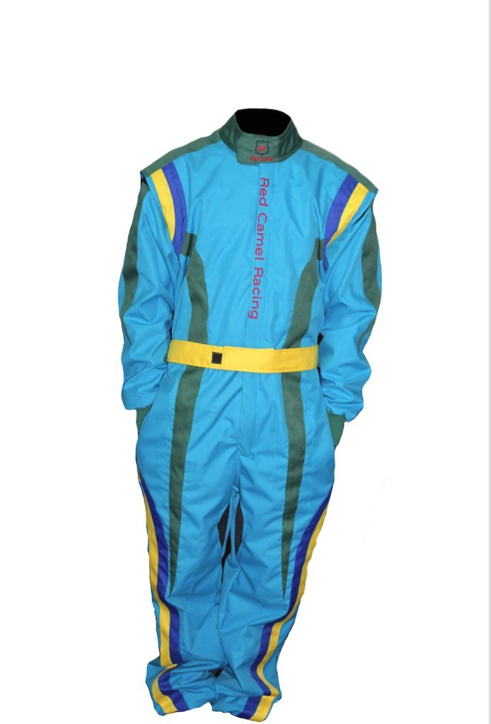Regular suit Red Camel Codura fabric with mesh lining RCR-R-106 by Red Camel Racing (Image #1)