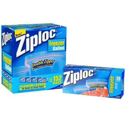 Ziploc Double Guard - 4