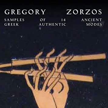 Samples of 14 Ancient Greek Authentic Modes