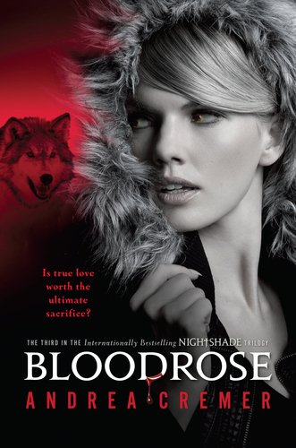 """Bloodrose - A Nightshade Novel"" av Andrea Cremer"