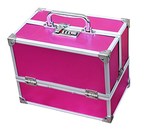 Pride Star Metal Cosmetic Organizer (Pink_35)