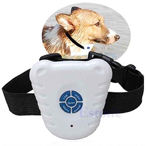 Hiking Bark Stop Pet Dog Training Collar Ultrasonic Anti Barking Control