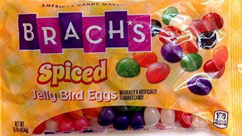 Brachs Spiced Jelly Bird Eggs 16 Oz (Pack of 3)