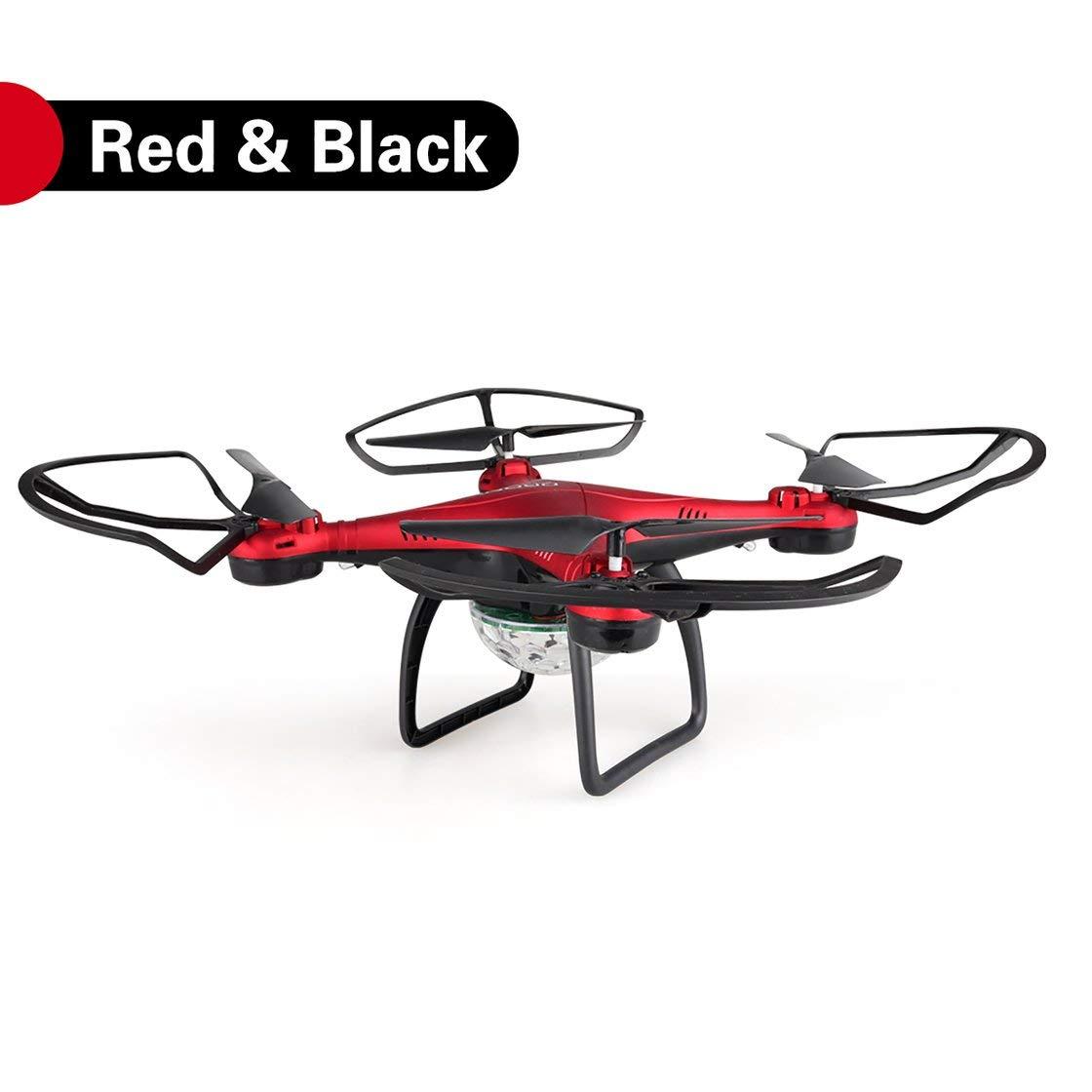Hermosairis Achsen-Flugzeug RC Quadcopter-Brummen-Hubschrauber-Modell-elektronisches Spielzeug