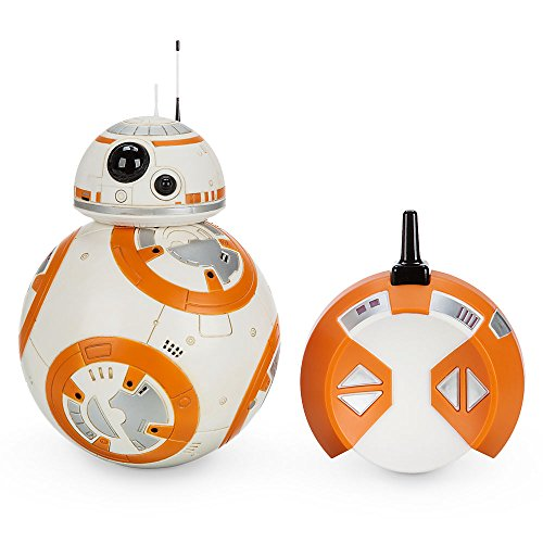 Star Wars Remote Control Deluxe BB-8 The Force ()