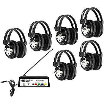 Amazon.com: Silent Disco - Quiet Clubbing Party Bundle (10