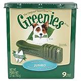 Greenies Treats for Dogs Pantry Treat-Pak-Jumbo 27 oz, My Pet Supplies