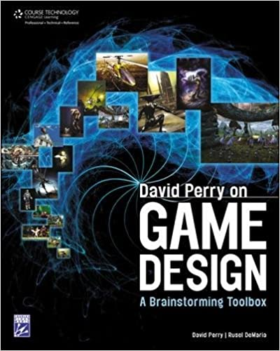 Amazon.com: David Perry on Game Design: A Brainstorming ToolBox ...