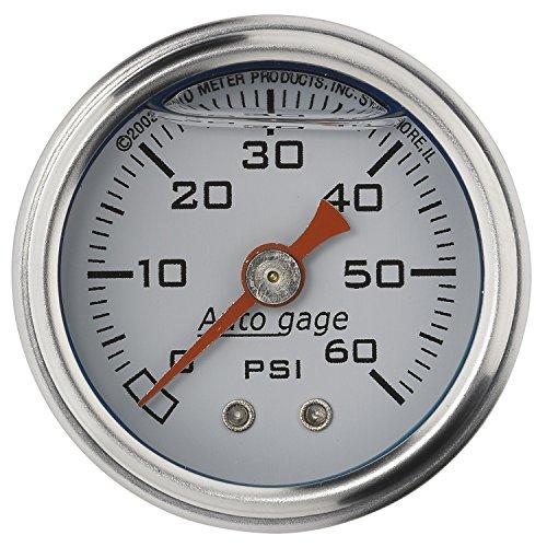 Auto Meter 2176 Autogage Fuel Pressure Gauge