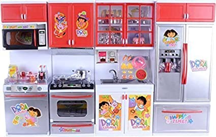 Buy E Royal Shop World Dream House Kitchen Set For Kids Color