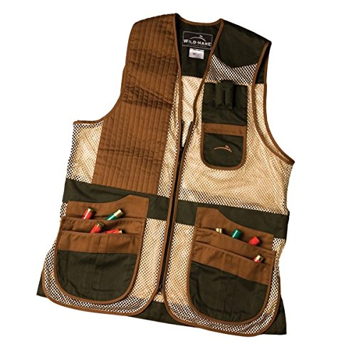 Wild Hare Shooting Gear Heatwave Mesh Vest (3X-Large, Right)