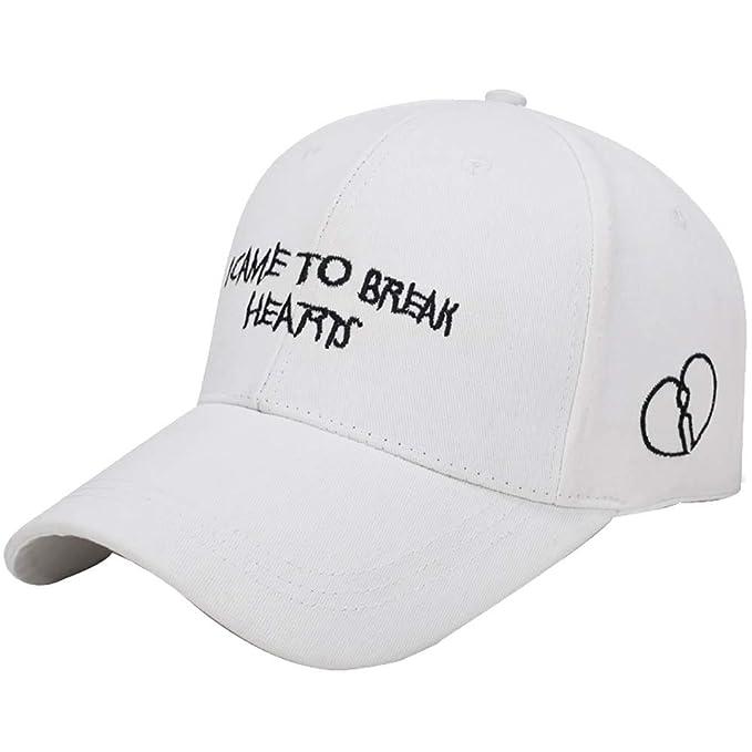 SamMoSon, 2019 Gorras Beisbol, Gorra para Hombre Mujer Sombreros de Verano Gorras de Camionero de Hip Hop Impresión Bordada, Talla única: Amazon.es: Ropa y ...