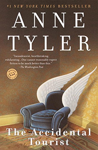 The Accidental Tourist: A Novel (Ballantine Reader's Circle) cover