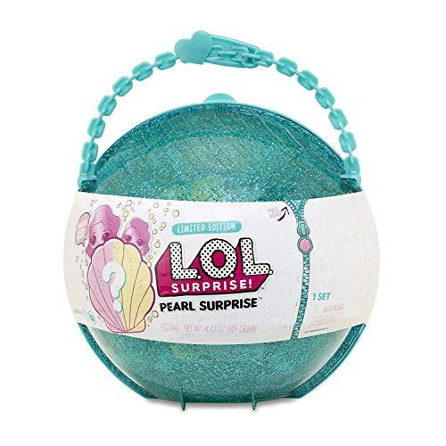 L.O.L. Surprise! Pearl Surprise, Teal (My Little Pony Blind Bag Wave 5)
