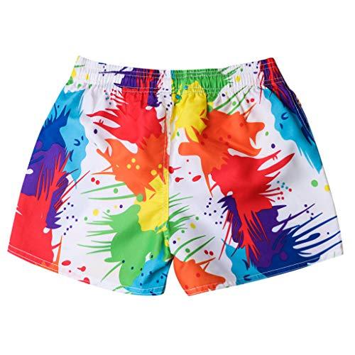 Simayixx Women Shorts Plus Size, Womens Teens Board Pants Adjustable Bikini Lace Swim Short Beach Swimwear Trunks Bottoms by Simayixx (Image #1)