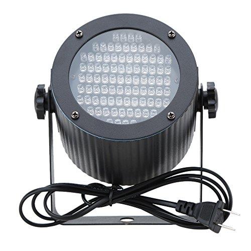 Lixada 86 RGB Light DMX-512 LED Stage Lighting for Party
