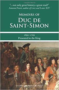 Book Memoirs of Duc de Saint-Simon, 1691-1709: A Shortened Version