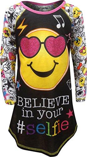 AME Sleepwear Believe Selfie Nightgown product image