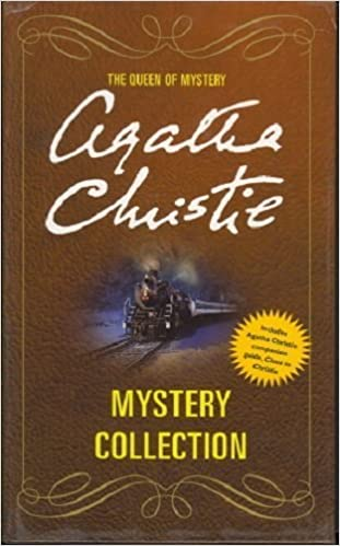 Agatha Christie Mystery Collection Three Mysteries Plus Companion