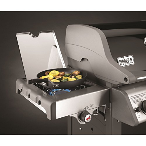 weber 46810001 spirit e330 liquid propane gas grill black gas barbeque reviews. Black Bedroom Furniture Sets. Home Design Ideas